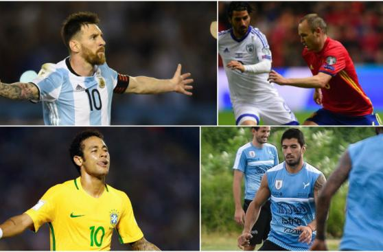 Barcelona: así les fue a las estrellas culés en la fecha FIFA