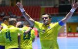 Falcao jugó su penúltimo partido con Brasil y regaló este gol