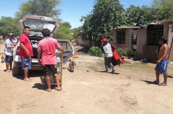 Evacúan a pobladores del Bajo Piura ante posible crecida de río