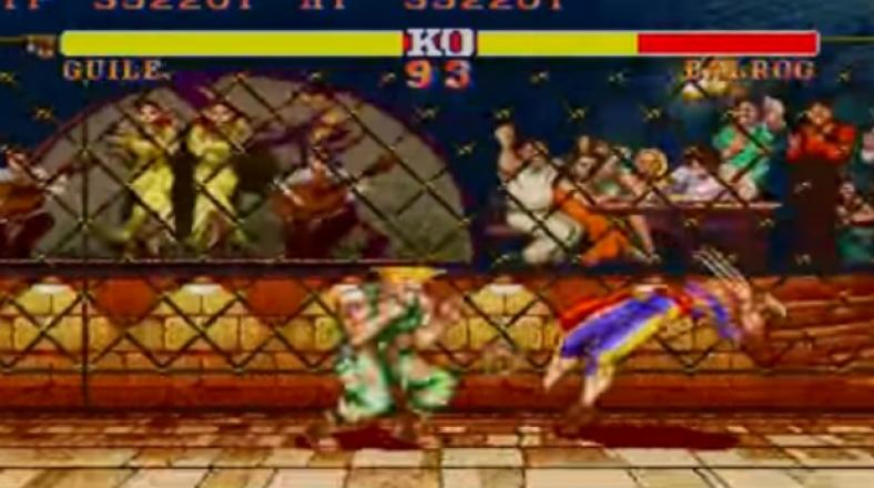 YouTube: conoce los golpes que nadie usó en Street Figther II