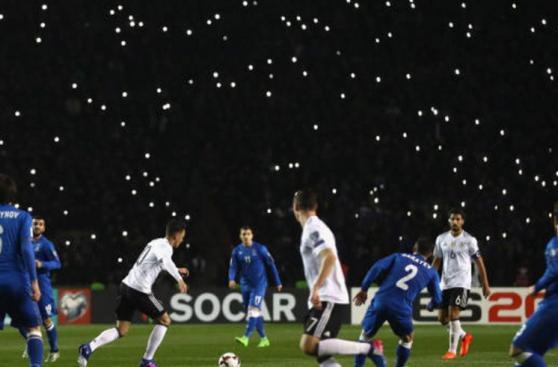 Eliminatorias europeas: mira las mejores fotos de la jornada