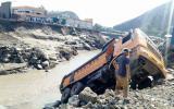 Áncash: caída de sexto huaico bloqueó la Panamericana Norte