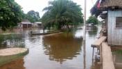 El río Amazonas está en alerta roja por peligroso caudal