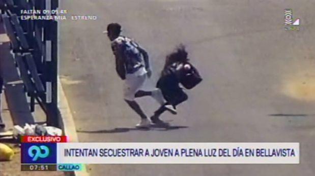 La joven forcejeó con todas sus fuerzas hasta que la intervención de un vecino hizo desistir al delincuente.  El caso es investigado por la Divincri de Bellavista. (Latina)