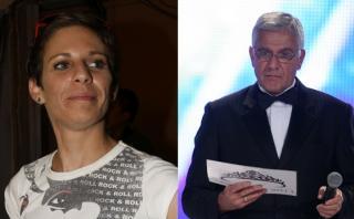 """Erika Beleván: """"Mi papá fue un grande y ahora chambea arriba"""""""