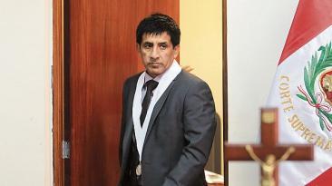 El juez que habla con resoluciones: Richard Concepción [PERFIL]