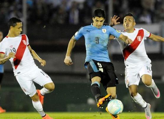 Perú vs. Uruguay: partido crucial por Eliminatorias Rusia 2018