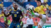 Ecuador vs. Colombia: se enfrentan por Eliminatorias Rusia 2018
