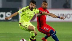 Chile vs. Venezuela: en Santiago por Eliminatorias Rusia 2018