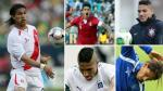 Paolo Guerrero: el antes y después del goleador de la selección - Noticias de corte de cabello