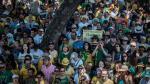 Brasil: Miles marchan contra la corrupción política [FOTOS] - Noticias de playa de copacabana