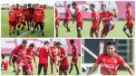 Selección peruana intensificó trabajos de definición [FOTOS] - Noticias de carlos aquino