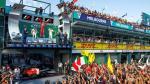 Fórmula 1: las mejores imágenes del Gran Premio de Australia - Noticias de sergio massa