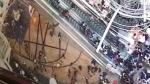 Alarma por una escalera eléctrica fuera de control [VIDEO] - Noticias de accidentes