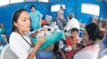 Carapongo: damnificados convierten carpas en sus hogares - Noticias de supe
