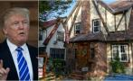 Trump: Su casa de infancia fue vendida en 2,14 mlls. de dólares