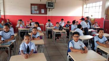 Año escolar 2017: así fue el retorno a clases tras emergencias