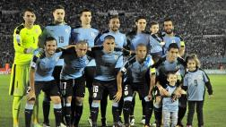 Uruguay: un rival acostumbrado a jugar como si fuera una guerra