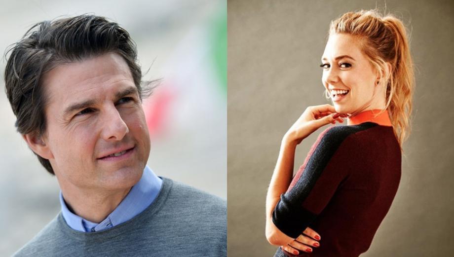 """Tom Cruise habría iniciado romance con actriz de """"The Crown"""""""