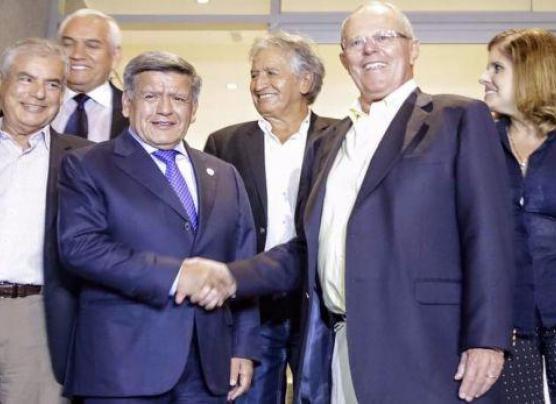 Los polémicos ex viceministros vinculados al partido de Acuña