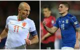 Holanda vs. Italia: duelo de potencias mundiales en Ámsterdam