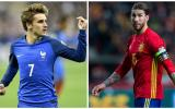 España vs. Francia: partido amistoso en Saint Denis