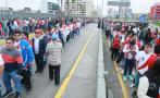 Mininter: hinchas podrán dejar donaciones en Estadio Nacional