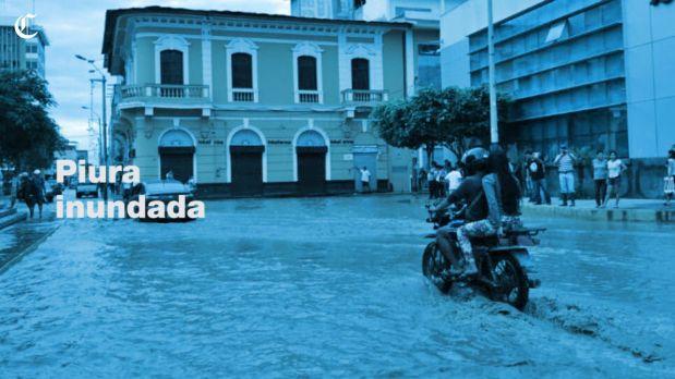 Piura: el crítico estado de la ciudad tras desborde de río