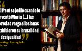"""Santiago Roncagliolo responde la pregunta de Zavalita en """"Conversación en La Catedral"""", en el cumpleaños 81 de Mario Vargas Llosa."""