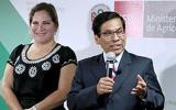 Titular del Minagri a ex viceministra: