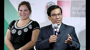 """Titular del Minagri a ex viceministra: """"Traicionó mi confianza"""""""