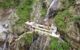Lambayeque: lluvia afecta acceso a gruta de la Cruz de Chalpón