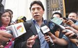 Fiscalía anticorrupción reabrió investigación a Alexis Humala