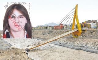 Como informó El Comercio, la construcción del puente Solidaridad estuvo en manos de una empresa sin experiencia en puentes levantados sobre ríos cuando ganó la buena pro para ejecutar esta obra de la Municipalidad de Lima.(El Comercio)
