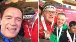 Arnold destruyó a troll que se burló de Olimpiadas Especiales - Noticias de video destacado