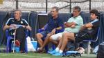Selección uruguaya realizó su último entrenamiento en Matute - Noticias de alianza lima