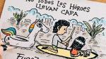 Facebook: joven y su 'unicornio' van al rescate en Piura - Noticias de roberto vidal carrasco alfaro