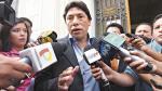 Fiscalía anticorrupción reabrió investigación a Alexis Humala - Noticias de alexis humala