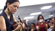 """En una sesión acústica desde """"El Comercio"""""""