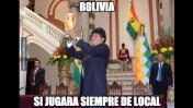 Argentina vs Bolivia: los memes del partido sin Messi en La Paz