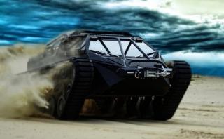 ¡Insólito! Este tanque alcanza una velocidad de 160 km/h
