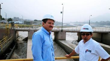 Lluvias han causado daños por S/100 millones en Sedapal [FOTOS]