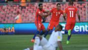 Chile vs. Venezuela: EN VIVO 3-1 por Eliminatorias Rusia 2018
