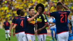 Colombia venció 2-0 a Ecuador en Quito por Eliminatorias 2018