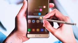 Samsung apostó fuertemente por su teléfono-tableta Galaxy Note 7. (Foto: Getty Images)