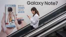 Muchos usuarios de la marca ignoraron su petición para devolver el terminal, pese a la insistencia de Samsung. (Foto: Getty Images)