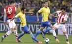 Brasil vs. Paraguay: EN VIVO 1-0 por Eliminatorias Rusia 2018