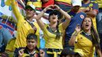 Ecuador-Colombia: hinchas cafeteros pusieron la fiesta en Quito - Noticias de james sedano