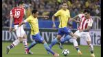 Brasil vs. Paraguay: EN VIVO 1-0 por Eliminatorias Rusia 2018 - Noticias de daniel alonso