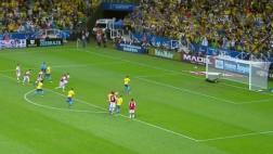 Neymar no es perfecto: erró penal ante Paraguay [VIDEO]